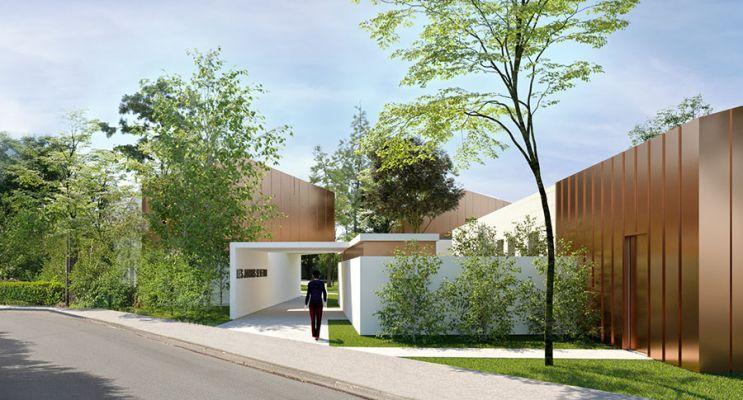 Photo n°2 du Résidence « Les Noisetiers » programme immobilier neuf en Loi Pinel à Martignas-sur-Jalle