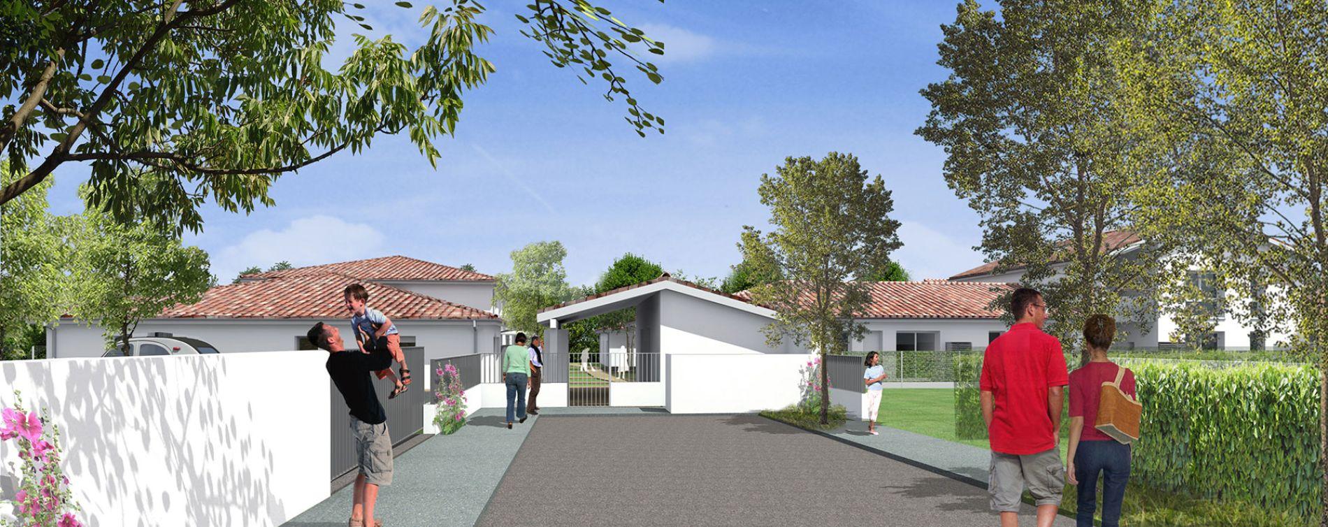 Résidence Villa Marie-Louise à Martillac