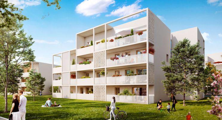 Photo n°1 du Résidence « Arborësens » programme immobilier neuf en Loi Pinel à Mérignac