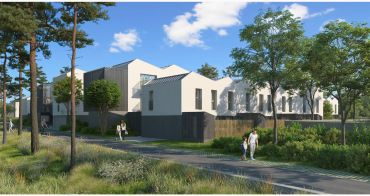 Mérignac programme immobilier neuf « Charme - Parc Mirepin »