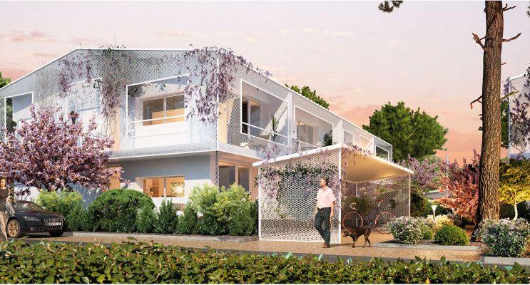 Photo n°1 du Résidence « Distinction » programme immobilier neuf en Loi Pinel à Mérignac