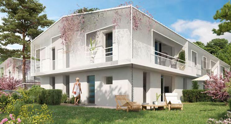 Photo n°2 du Résidence « Distinction » programme immobilier neuf en Loi Pinel à Mérignac