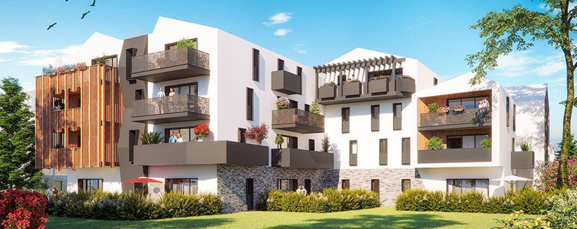 Mérignac : programme immobilier neuve « Programme immobilier n°213058 »