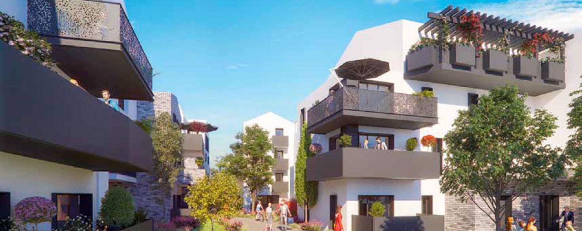 Mérignac : programme immobilier neuve « Programme immobilier n°213058 » (2)