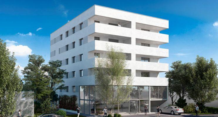Photo du Résidence « Inspiration » programme immobilier neuf en Loi Pinel à Mérignac