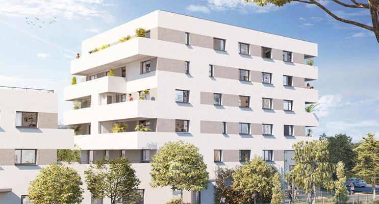 Photo n°2 du Résidence « Inspiration » programme immobilier neuf en Loi Pinel à Mérignac