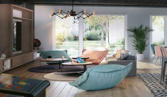 Mérignac programme immobilier neuve « Isatis »  (3)