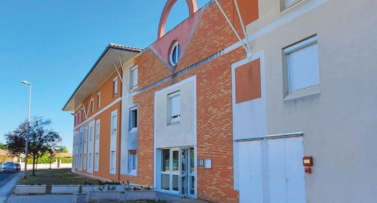 Photo du Résidence « Isatis » programme immobilier neuf à Mérignac