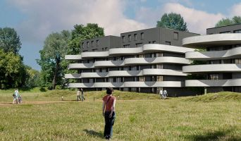 Résidence « Kyma » programme immobilier neuf en Loi Pinel à Mérignac n°2