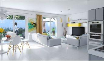 Résidence « Le Carré Des Jonquilles » programme immobilier neuf en Loi Pinel à Mérignac n°3