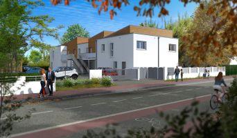 Photo du Résidence « Le Lodge » programme immobilier neuf en Loi Pinel à Mérignac