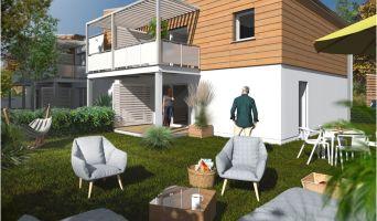 Photo n°2 du Résidence « Le Lodge » programme immobilier neuf en Loi Pinel à Mérignac