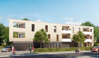 Résidence « Le Marn 96 Av. » programme immobilier neuf en Loi Pinel à Mérignac n°1