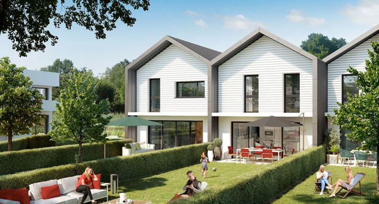 Photo n°2 du Résidence « Le Marn 96 Av. » programme immobilier neuf en Loi Pinel à Mérignac