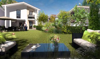 Résidence « Le Square De Charles » programme immobilier neuf en Loi Pinel à Mérignac n°1