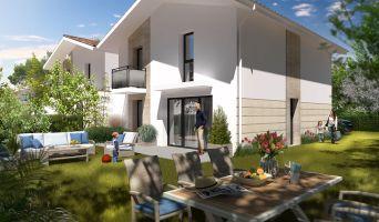 Photo n°2 du Résidence « Le Square De Charles » programme immobilier neuf en Loi Pinel à Mérignac