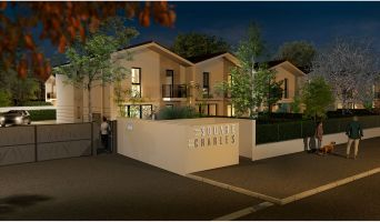 Résidence « Le Square De Charles » programme immobilier neuf en Loi Pinel à Mérignac n°3