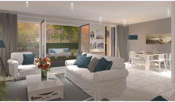 Résidence « Le Square De Charles » programme immobilier neuf en Loi Pinel à Mérignac n°5