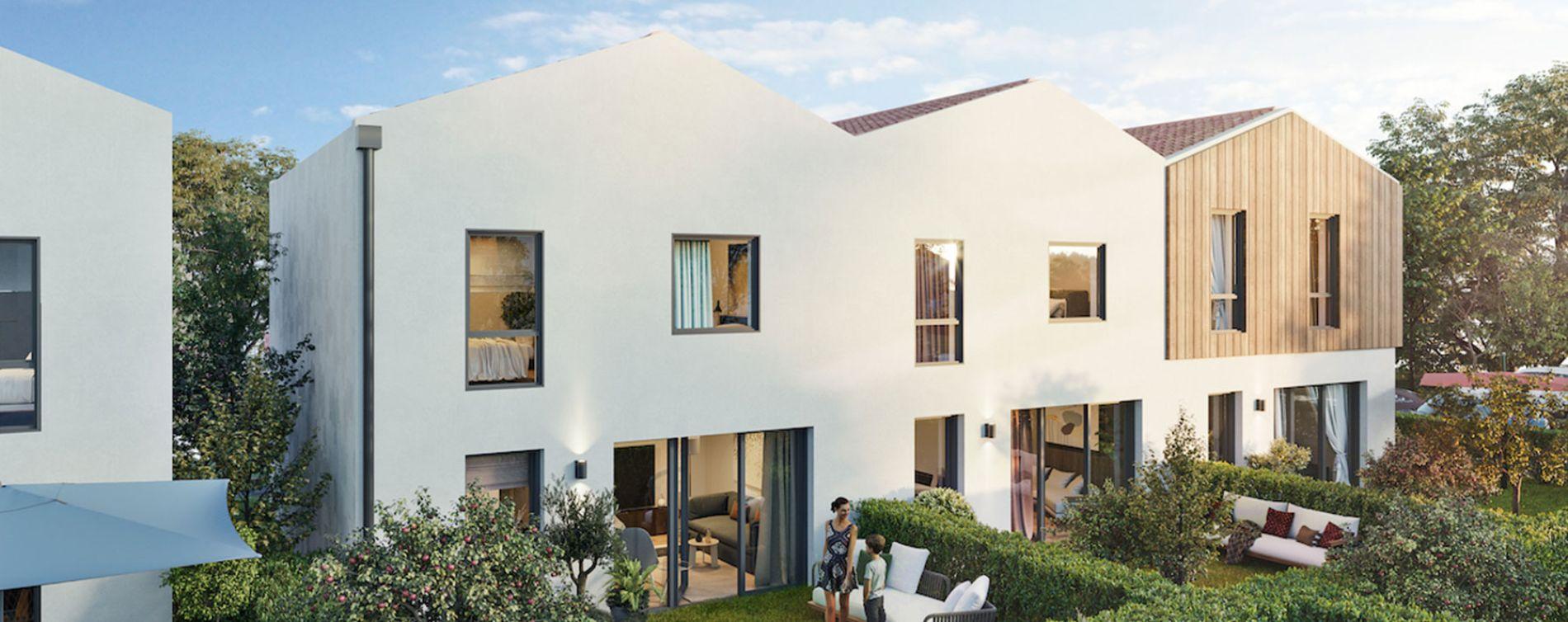 Mérignac : programme immobilier neuve « Les Ateliers d'Iris » en Loi Pinel (3)