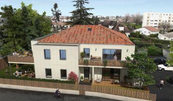 Mérignac : programme immobilier à rénover « Les Camélias » en Loi Pinel ancien