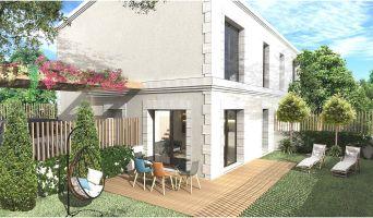 Mérignac : programme immobilier neuf « Les Charmes de Carnot »