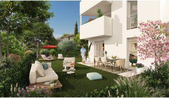 Mérignac : programme immobilier neuf « L'Orée Saint Augustin » en Loi Pinel