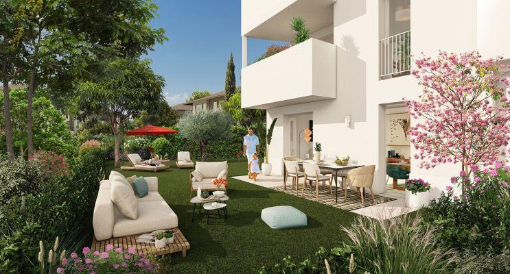 Mérignac programme immobilier neuf « L'Orée Saint Augustin » en Loi Pinel