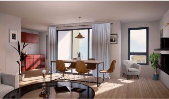 Résidence « Villa Alba » programme immobilier neuf en Loi Pinel à Mérignac n°4