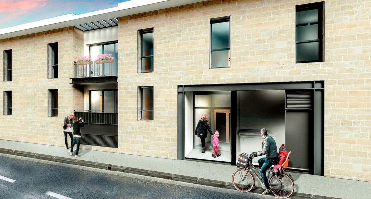 Résidence « Villa Alba » programme immobilier neuf en Loi Pinel à Mérignac n°3