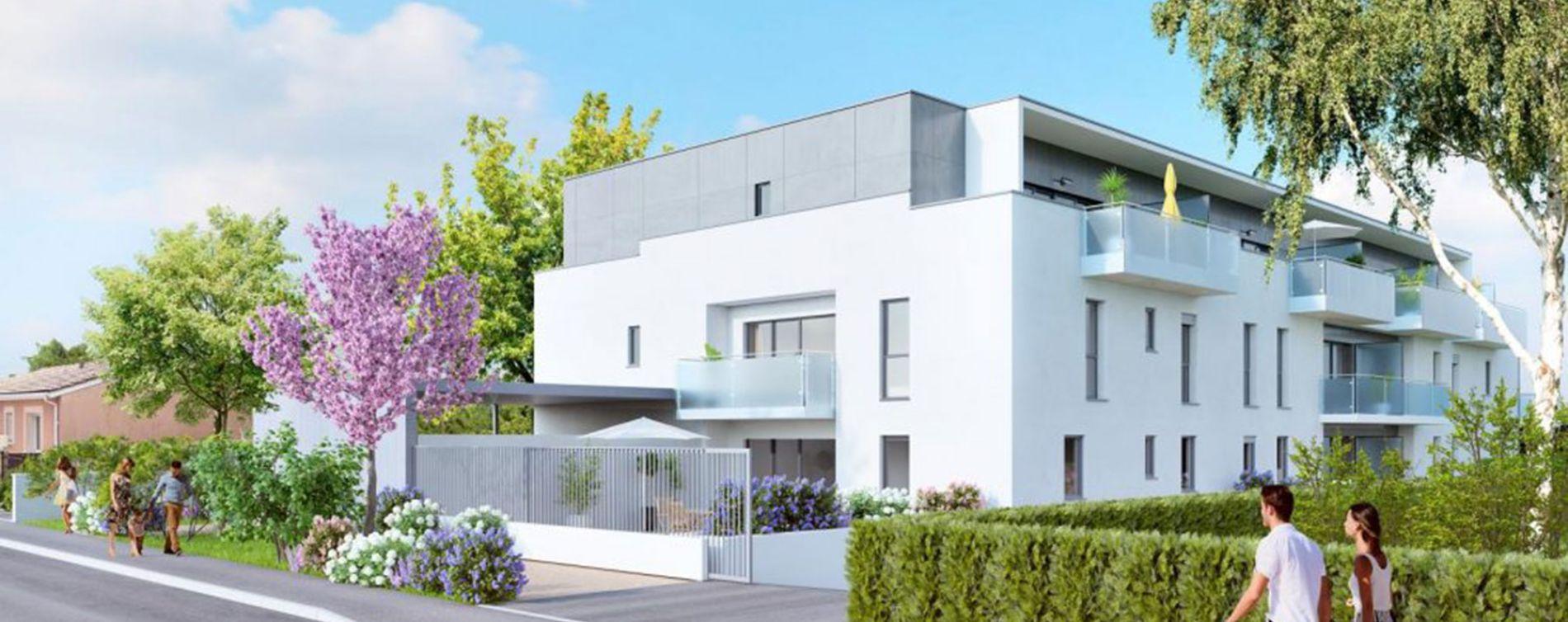 Résidence Villa Verde à Mérignac