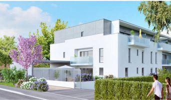 Mérignac : programme immobilier neuf « Villa Verde » en Loi Pinel
