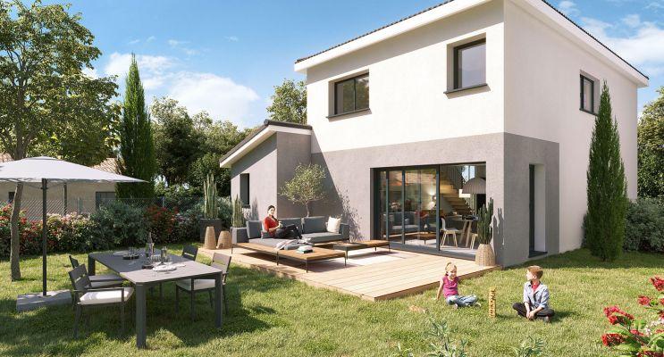Mérignac : programme immobilier neuf « Villas 56 »