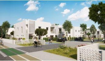 Photo du Résidence « Carrés des Lacs » programme immobilier neuf en Loi Pinel à Parempuyre