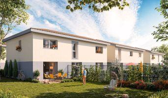 Parempuyre : programme immobilier neuf « Le Clos des Arômes »