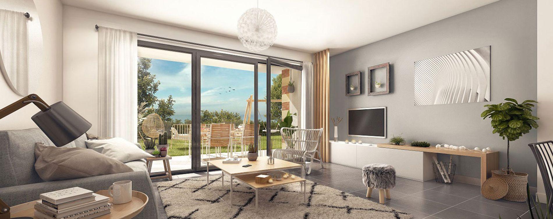 Parempuyre : programme immobilier neuve « Le Clos Mademoiselle » en Loi Pinel (2)