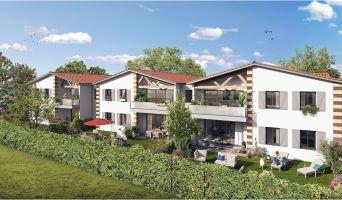 Parempuyre : programme immobilier neuf « Le Clos Mademoiselle » en Loi Pinel