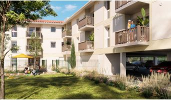 Parempuyre programme immobilier neuve « Le Verger de Cérès » en Loi Pinel  (2)