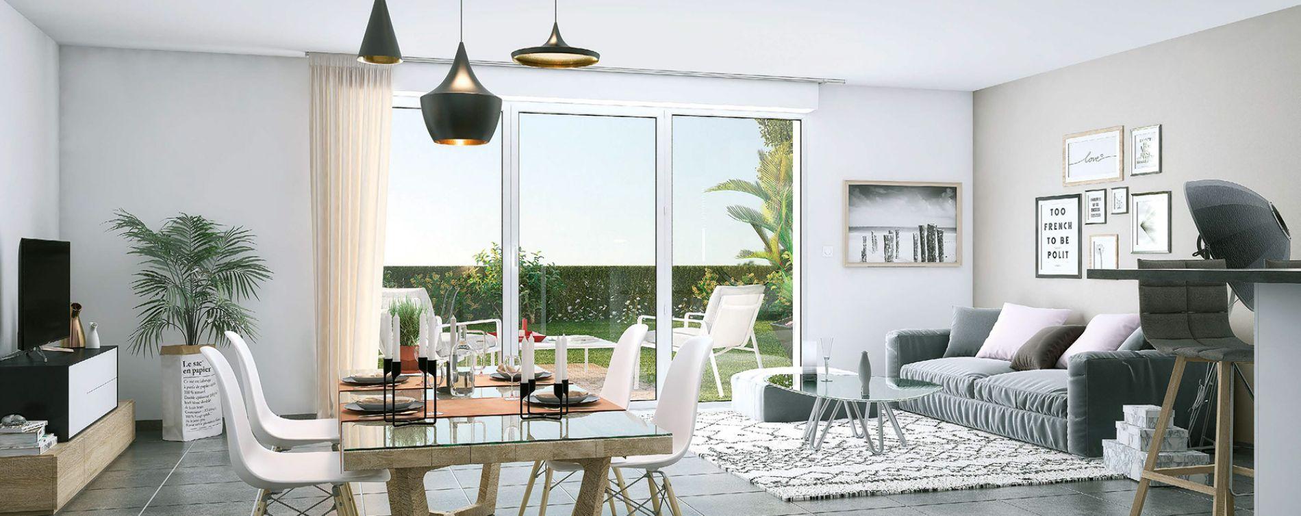 Parempuyre : programme immobilier neuve « Les Villas Pourpres 2 » (3)