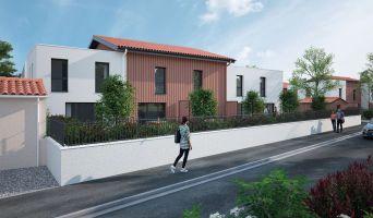 Photo du Résidence « Les Villas Pourpres 2 » programme immobilier neuf en Loi Pinel à Parempuyre