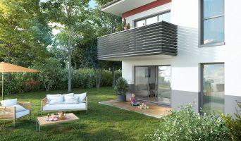 Photo du Résidence « Villa d'Oyl » programme immobilier neuf en Loi Pinel à Parempuyre