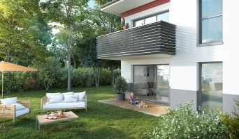 Résidence « Villa D'Oyl » programme immobilier neuf en Loi Pinel à Parempuyre n°1