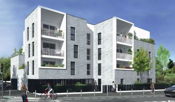 Photo n°1 du Résidence « 28 Station » programme immobilier neuf en Loi Pinel à Pessac