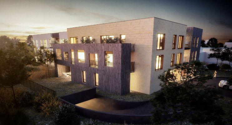 Résidence « Acanthe » programme immobilier neuf en Loi Pinel à Pessac n°2