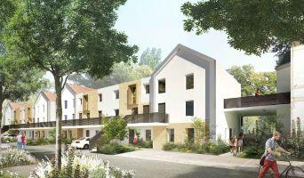 Pessac : programme immobilier neuf « Chartreuse François-Armand » en Loi Pinel