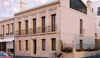 Photo du Résidence « Coeur Pessac » programme immobilier à rénover en Déficit Foncier à Pessac
