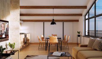 Résidence « Coeur Pessac » programme immobilier à rénover en Déficit Foncier à Pessac n°2
