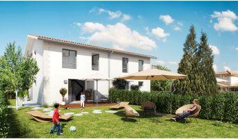 Photo n°1 du Résidence « Côté Jardins » programme immobilier neuf en Loi Pinel à Pessac