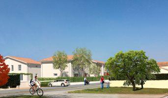 Résidence « Côté Jardins » programme immobilier neuf en Loi Pinel à Pessac n°5