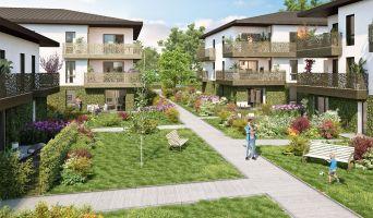 Pessac : programme immobilier neuf « La Réserve » en Loi Pinel