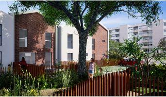Photo du Résidence « Le Clos Daudet » programme immobilier neuf à Pessac
